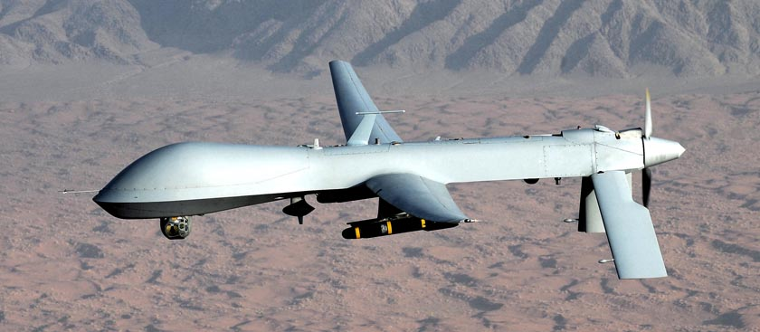 Might the USFS acquire military surplus Predator drones?