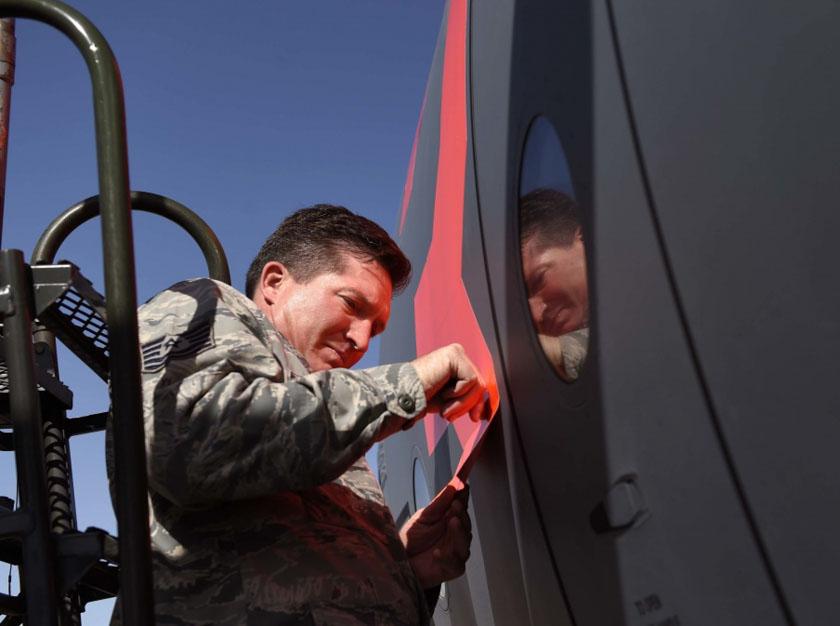 MAFFS aircraft C-130 Cheyenne