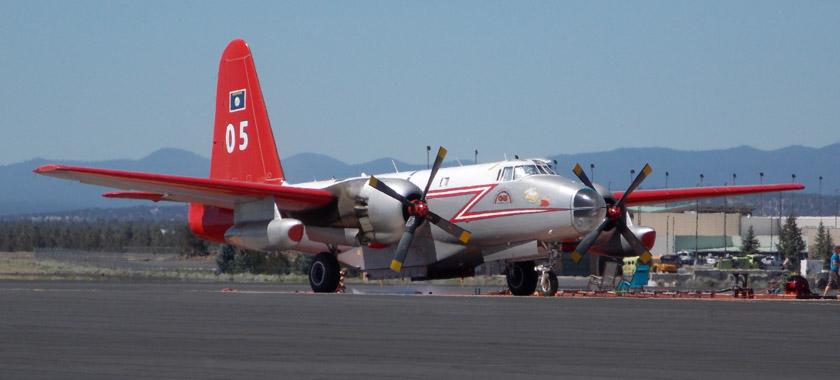 Oregon air tankers