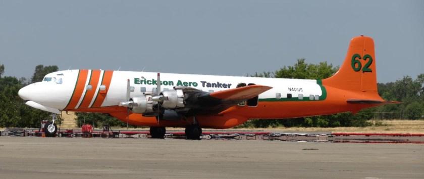 Air tanker mcclellan