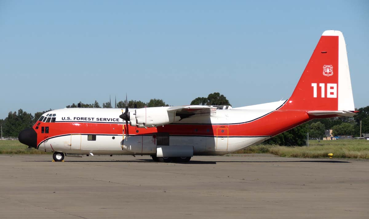 After almost four years, much work still needs to be done on the Coast Guard/USFS HC-130's