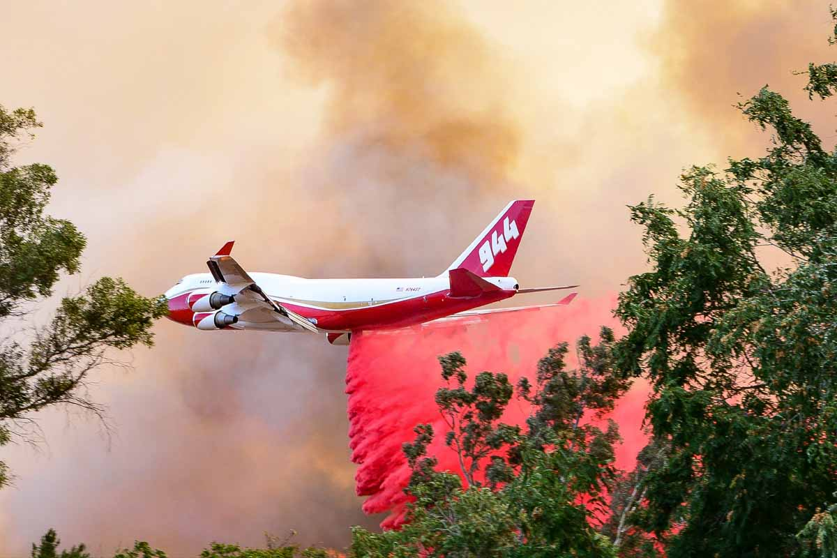 GAO decides against Forest Service in Global SuperTanker's contract protest
