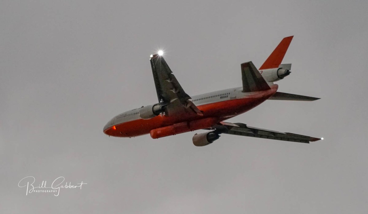 A tour of Air Tanker 912