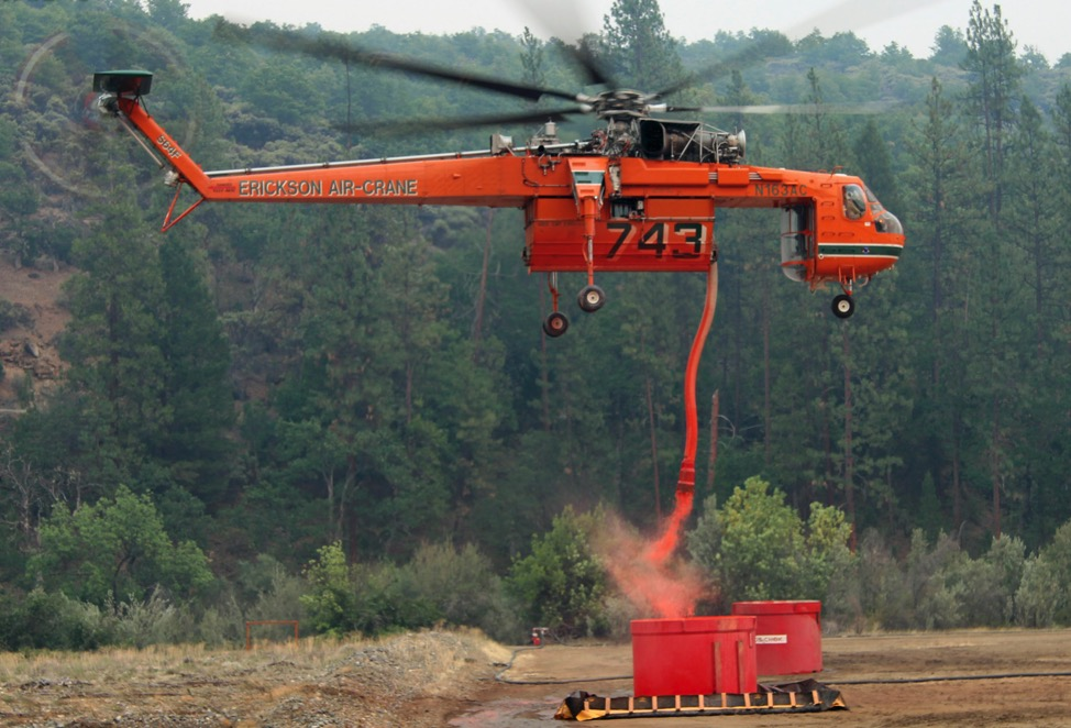 Erickson receives contract to build two Aircranes for South Korea