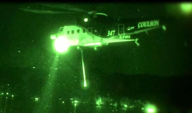 Coulson helicopters to participate in Australian night-flying trial
