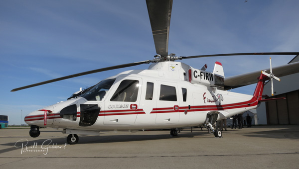 Coulson's Sikorsky S-76