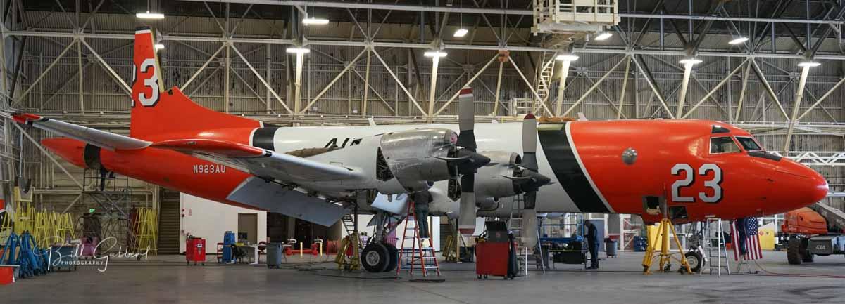 Visiting Airstrike's facility at McClellan