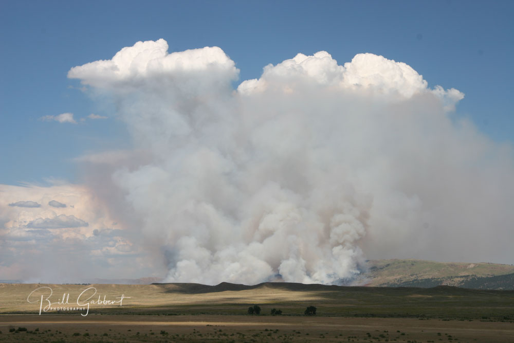Whoopup Fire Wyoming