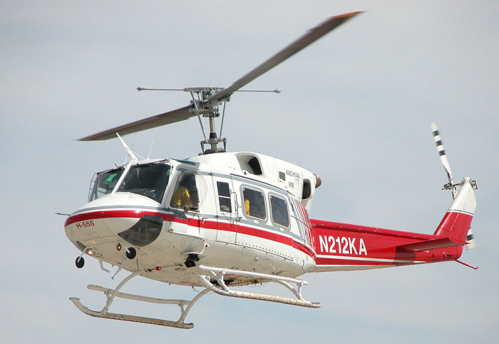 Bell 212 Kachina