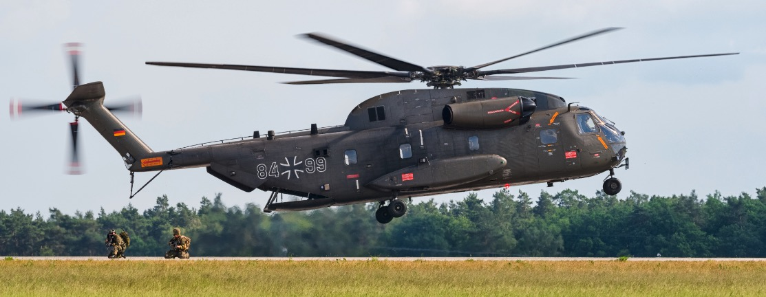 Germany looks at acquiring more firefighting aircraft