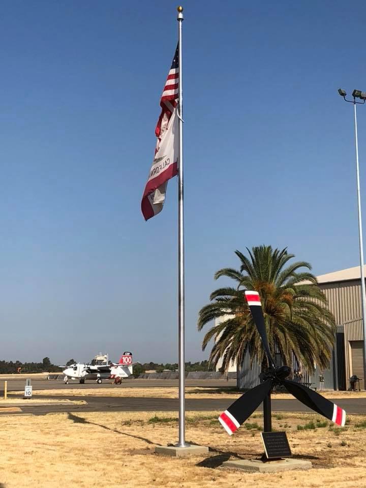 air tankers sacramento mcclellan airport