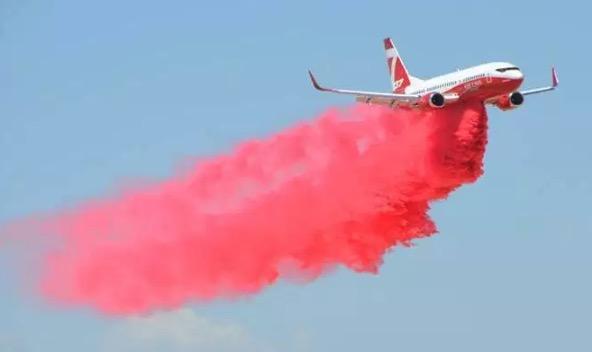 Air tanker 137, 737-300