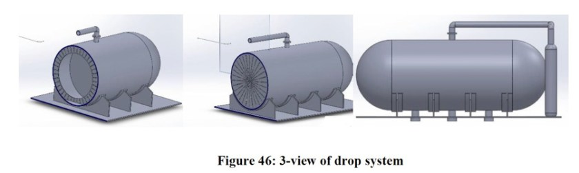 air tanker retardant tank design