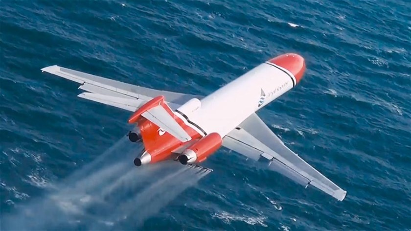 727 oil spill spray dispersant