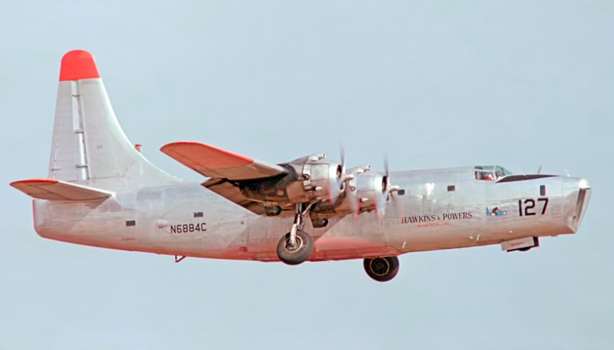 Remembering the crews of Air Tankers 123 and 130 - Fire Aviation