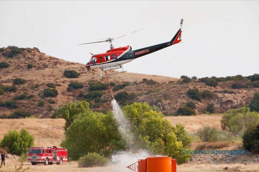 Bell 204A-1, N386HQ