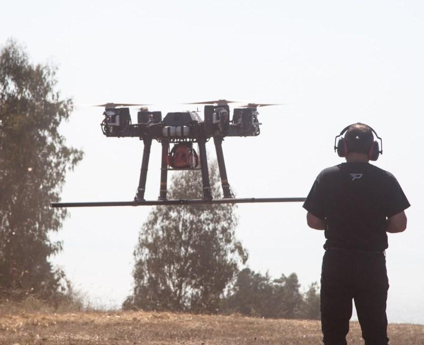 Parallel Flight Technologies drone