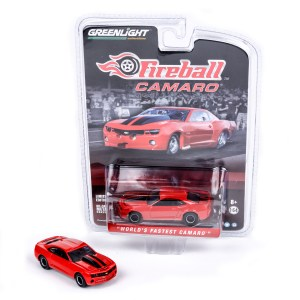 Fireball Camaro Diecast - Limited Edition