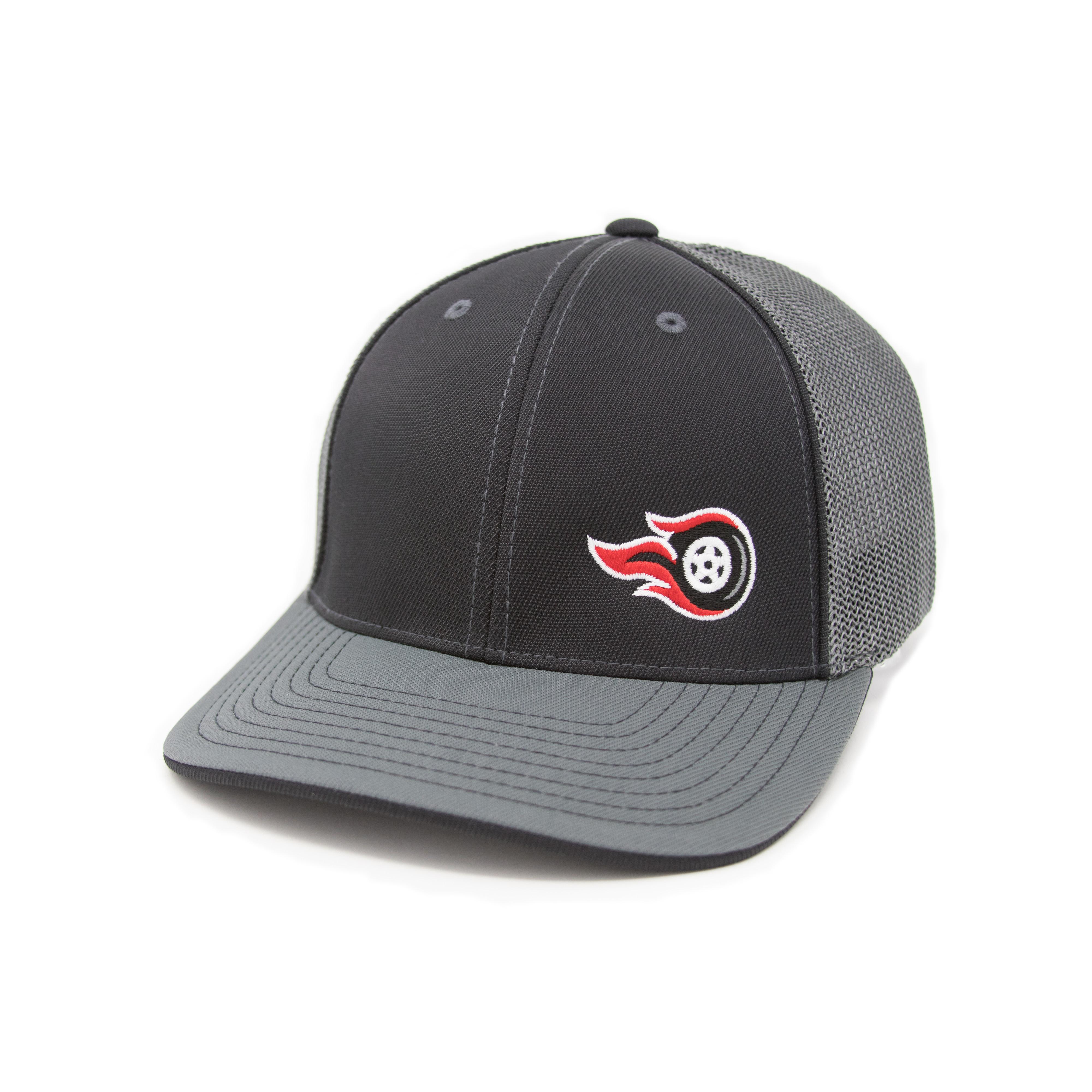 Fireball Camaro Trucker Hat - Get Exclusive Fireball Merchandise a20673c0d7e