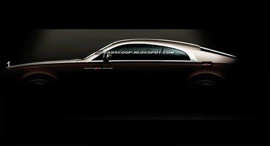2014 Rolls Royce Wraith Coupe3