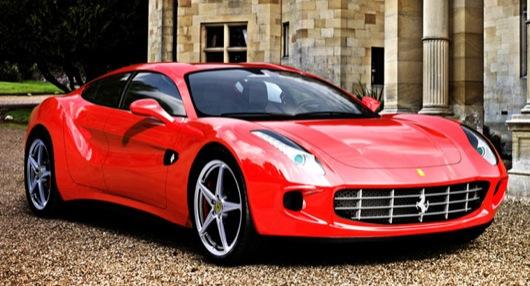 Ferrari-Quattroporte Design by Alexa Imnadze-Fireball_Tim