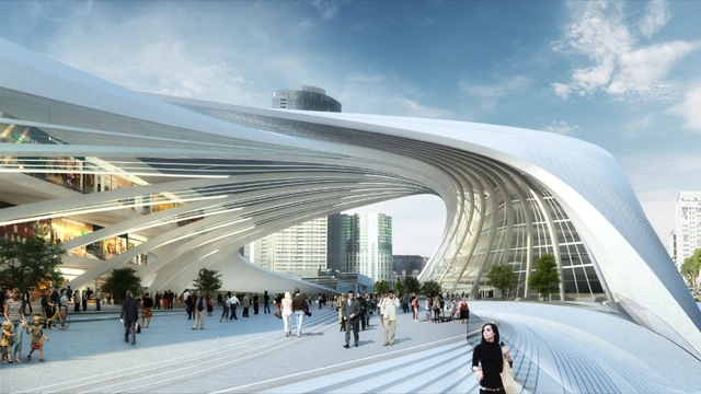 zaha-hadid-flinders-st-station-Fireball_Tim