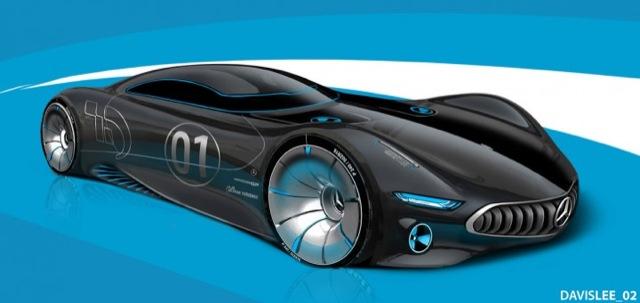 Mercedes-Benz-AMG-Gran-Turismo-Concept-Design-Sketch-by-Davis-Lee1