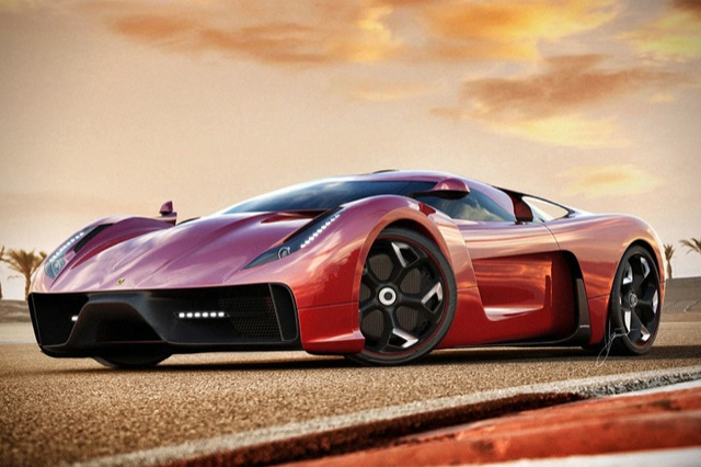 Fireballs DRIVING THE FUTURE With A Slew Of COOL CARS - Cool cars driving