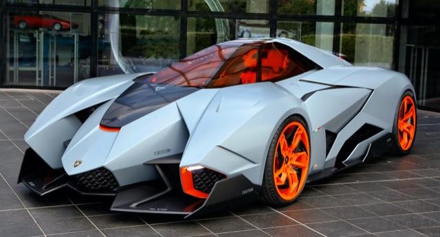 Exceptional Lamborghini Egoista 2