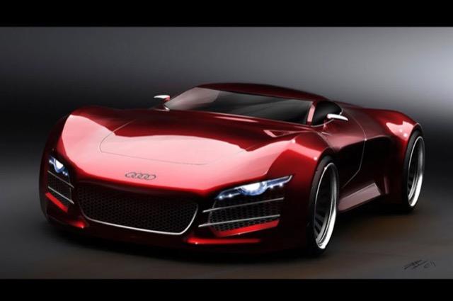 Hd Wallpaper Audi Concept Cars 800x532