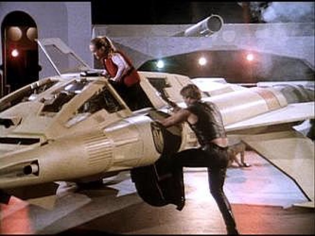 Image result for buck rogers ships