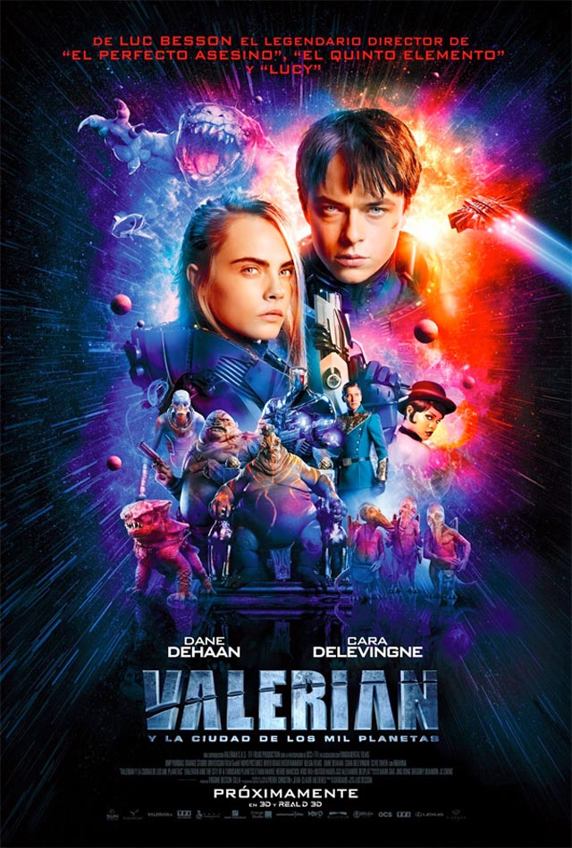 """Valerian"" Final Trailer Will Leave You Speechless… (Video)"