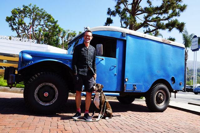rotw frank milleren shares the story of big blue a 1955 dodge