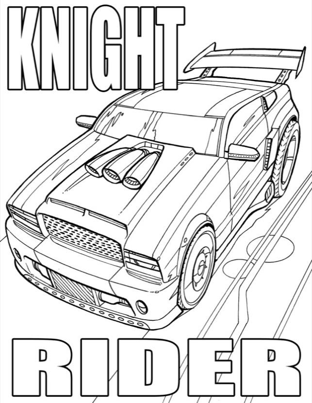 Fireball Publishing » Should they make a new KNIGHT RIDER Movie??