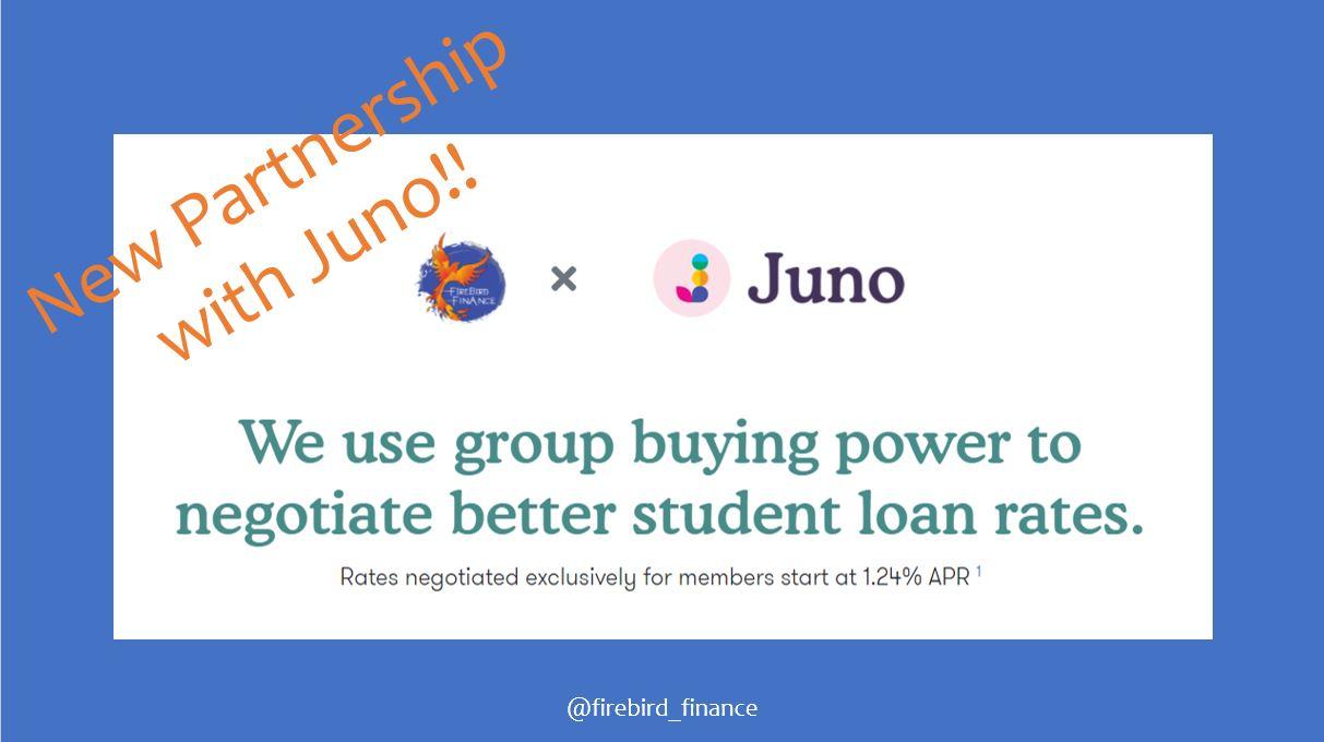Partnership with Juno!