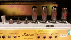 Marshall JCM2000 w/ JJ Electronic tubes