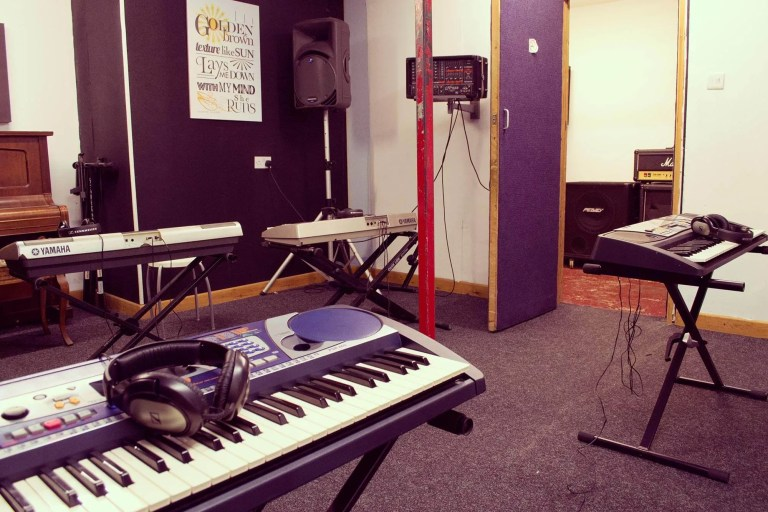 Firebird Studios room 5