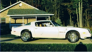 '77 Trans Am of Wayne Lewis