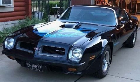 '74 Trans Am of Douglas Sciberras from Highland, Michigan