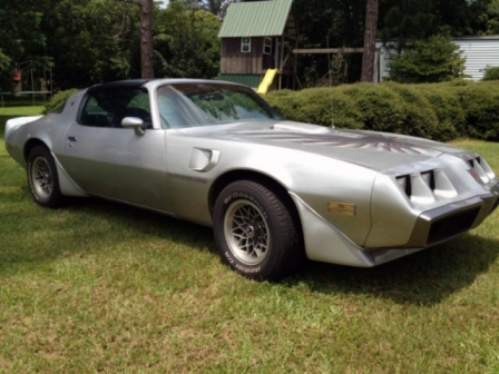 '79 Trans Am of Irv Brock