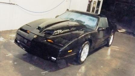 '89 GTA of Scott Rocky Wenger