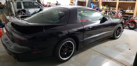 '93 Trans Am of Goran Blagojevic from Loves Park, Illinois