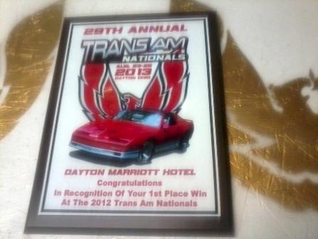 2013 TA Nationals