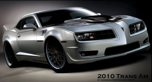 Another Trans Am Conversion