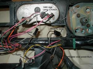Basic Wiring Harnesses for 197781 Trans Ams