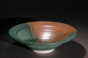soup bowl w tambo glaze