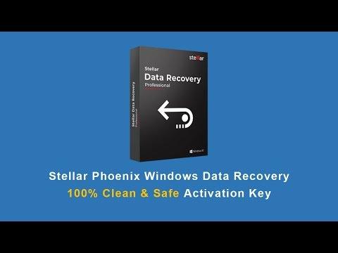 Stellar Phoenix Data Recovery Pro Crack 10.0.0.5 + Key 2021