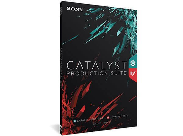 Sony Catalyst Production Suite Crack With Activation Key Latest 2021