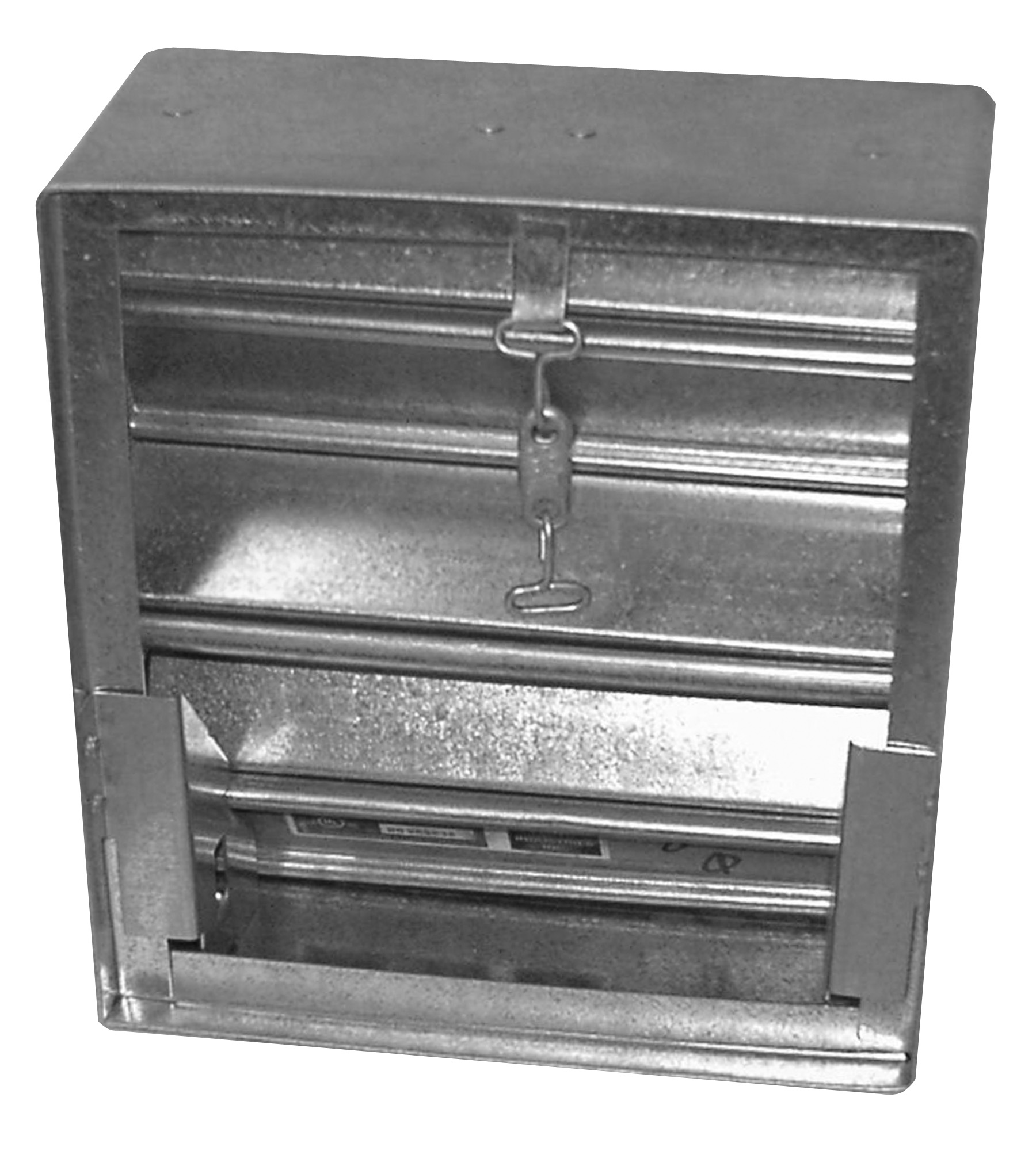 1 1 2 Hour Classic Fire Damper Model 75 A