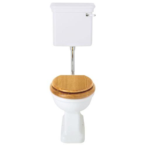 Kensington toilet med højt skyl
